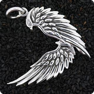 Egyptian Silver The Vengeance God Of Horus´s Wing