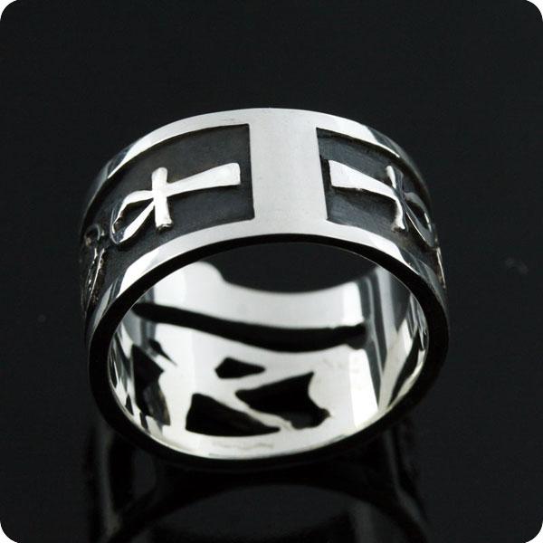 MojoII | Egyptian Silver Ring | Eye of Horus| UDJAT