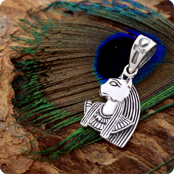 Mojoii Egyptian Jewelrybastet Cat Goddess Egyptian Zodiac