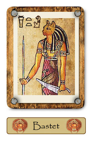 MojoII | Egyptian Jewelry|Bastet| Cat Goddess| Egyptian