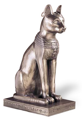 Egyptian Cat Goddess Bastet