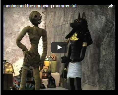 Anubis and the Annoying Mummy